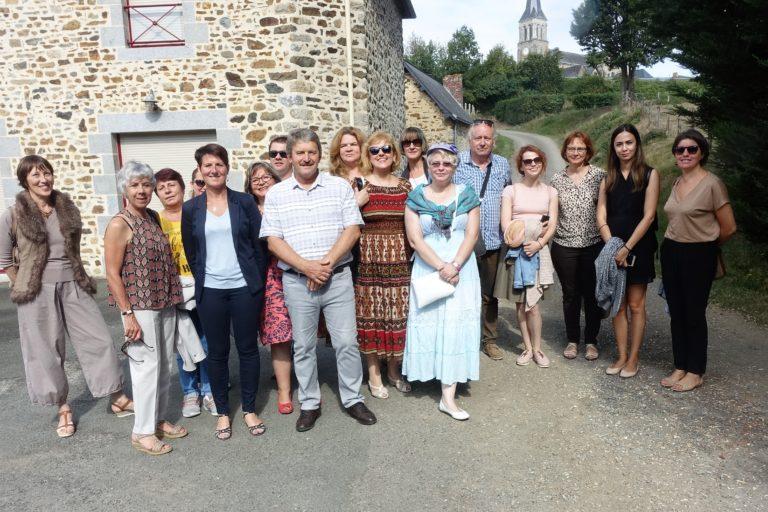 Délégation Roumaine La Chapelle-Anthenaise (15)